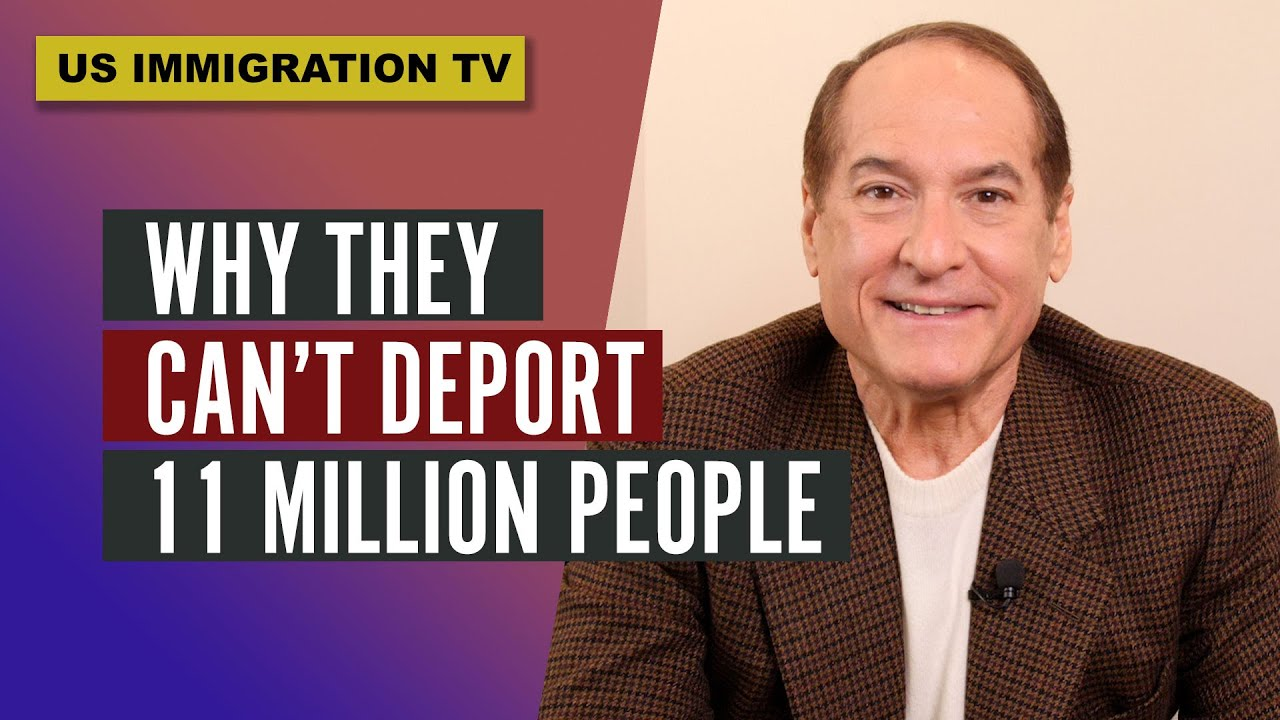 Why They Can't Deport 11 Million People