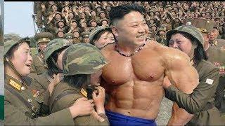 """#x202b;عرض عسكري رهيب للجيش الذي ارعب العالم في الأسابيع الماضية  """" الجيش الكوري الشمالي """"#x202c;lrm;"""