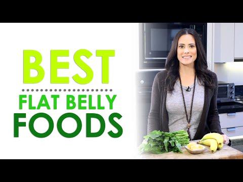 Lose the Muffin Top: 3 Best Flat Belly Foods | Keri Glassman