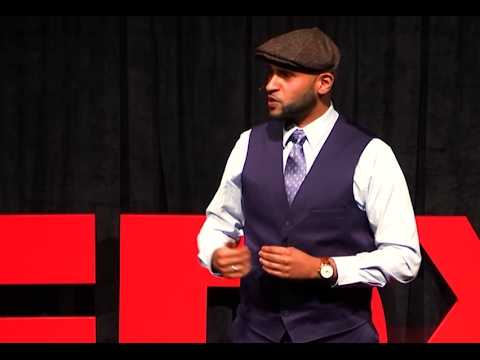 Finding love in arranged marriages | Omar Durrani | TEDxFIU