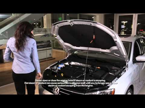 Volkswagen How-To | Checking Engine Coolant