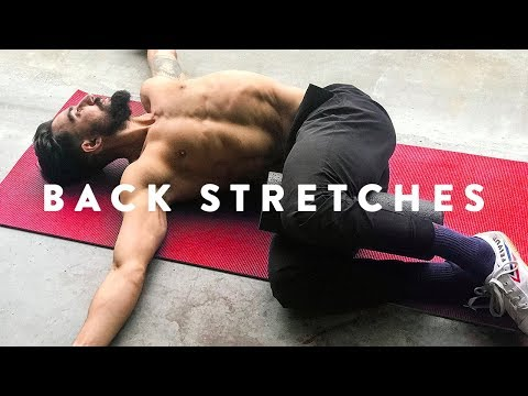 Back Stretches for FLEXIBILITY (Thoracic Spine Mobility)