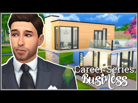 THE SIMS 4| CAREER SERIES| BUSINESS