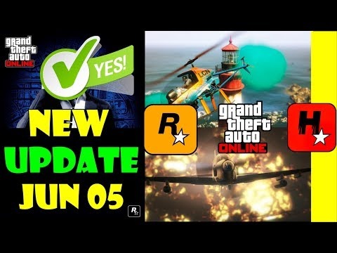 GTA 5 online ROCKSTAR CONFIRMA NOVA ATUALIZAÇÃO EM 05 DE JUNHO E NOVA DLC BOATES PARA O VERÃO 2018!