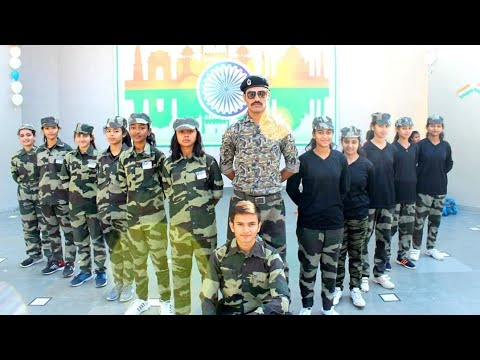 Xxx Mp4 The Real Heroes Part 2 Republic Day Dance Act B S Memorial School Abu Road 3gp Sex
