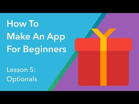 Build Your Swift Skills - Lesson 5 - Optionals