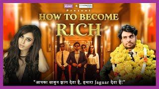 How To Become Rich | MLM | Ft. @Satish Ray \u0026 Rashika | The BLUNT