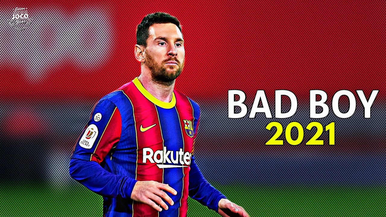 Lionel Messi ► Bad Boy (Marwa Loud) - Skills & Goals 2020/2021 | HD