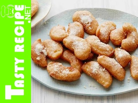 How to cook Apple Fritters recipe from TastyRecipe New