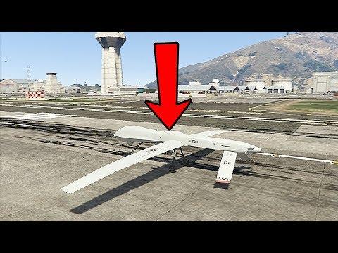 GTA Online The Doomsday Heist DLC - Military Drones! GTA 5 The Doomsday Heist DLC