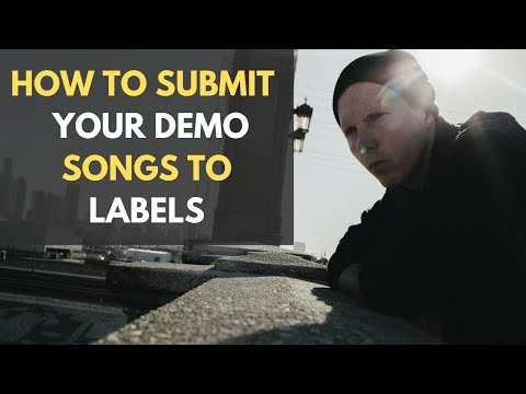 How To Submit Your Songs or Demos To Record Labels