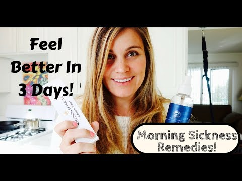 Morning Sickness Remedies - Cure Morning Sickness in 3 Days - Morning Sickness Relief That Works!