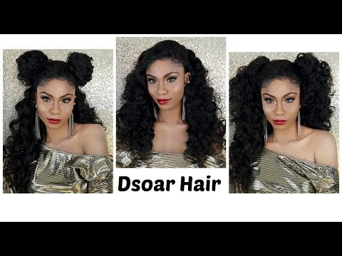 Styling My Dsoar Hair + Updated Review + Huge New Year Discount