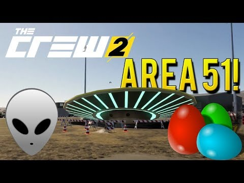 AREA 51 EASTER EGG! | The Crew 2