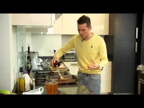 How to make gravy for roast chicken