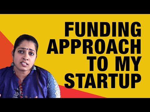 Funding approach to my Startup - Priyanka Mokshmar, Director, Vaayu India | Wadhwani Foundation
