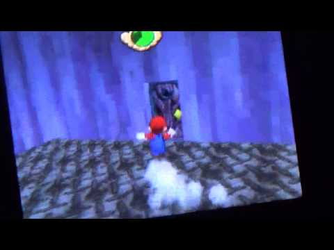 Unlock Luigi on Super Mario 64 for Nintendo DS