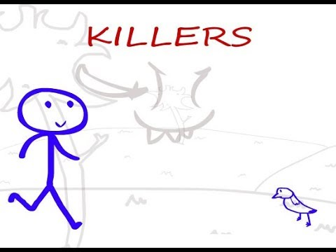 25 Ways To Die (Stickman Animation)
