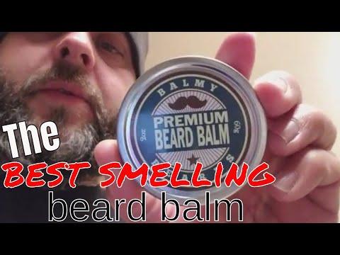Balmy beards | Best smelling beard balm?