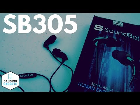 Soundbot SB305 Wired Headphones Review