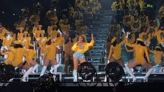 Beyoncé - Crazy In Love / Freedom / Lift every voice and sing / Formation Coachella Weekend 1