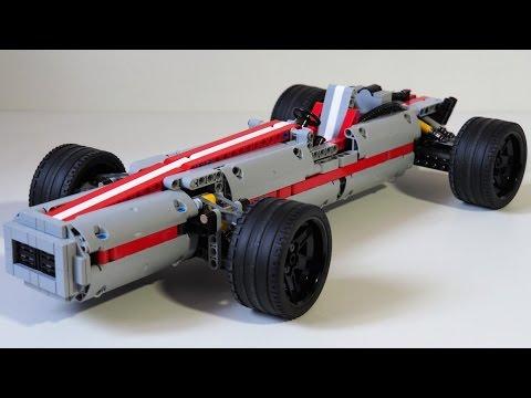 Lego Technic Old Race Car