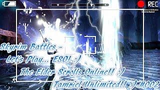 Skyrim Battles - Let