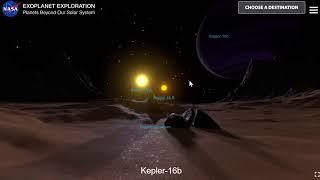 NASA Exoplanet Exploration - Visit New Worlds