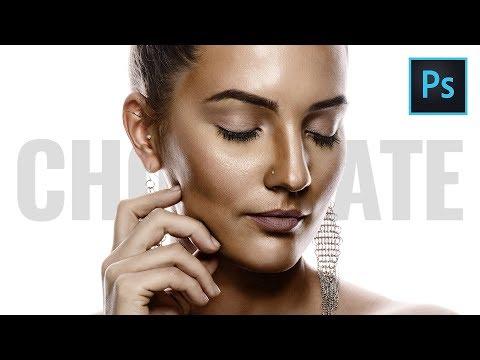 DARK Skin Tone in Photoshop