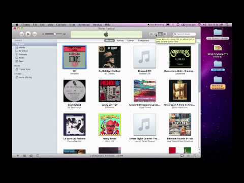 Making iTunes work for you (Pt.1) - Import and view options