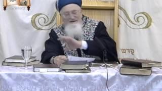 #x202b;סיפור מיוחד על פגישתו של הרב מרדכי אליהו עם ראשי הכנסיה ברוסיה#x202c;lrm;