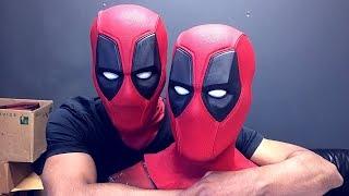 Deadpool Mask (New Version)
