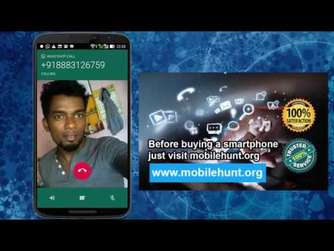 How to Activate Whatsapp Video Calling( New Features) - Tamil Tutorials