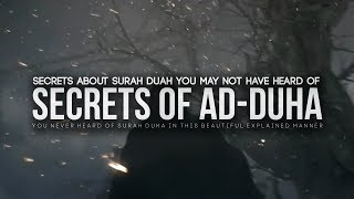 Allah Comforts You With His Words When You're Sad