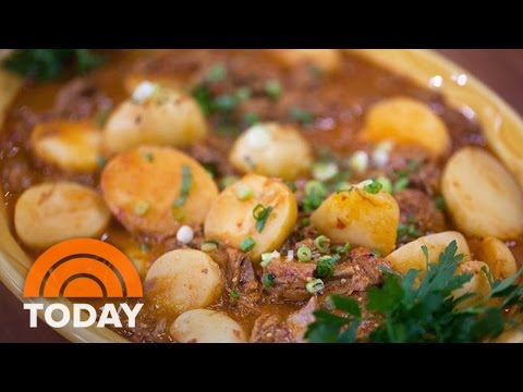Make Steak And Potatoes Mexican Style All With One Skillet   TODAY