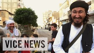 Enforcing Sharia in Raqqa: The Islamic State
