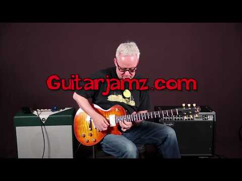 Learn an AWESOME shortcut to playing  minor pentatonic blues on ALL 5 positions