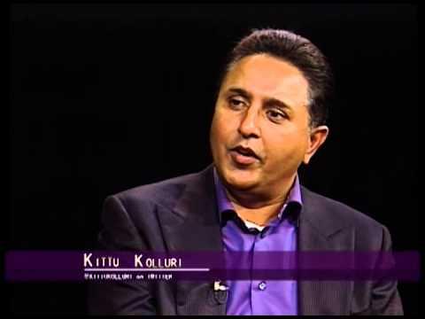 NEA's Kittu Kolluri On How He Became a Venture Capitalist