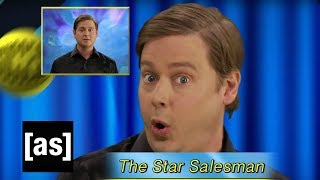 Motivational Juggling   Tim and Eric Awesome Show, Great Job!   Adult Swim