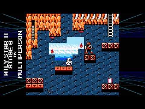 Make a Good Mega Man Level 2 Blind Run - Pt 47-2 - Everybody