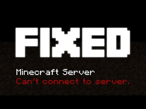 Minecraft - Why can only I join my own server? [FIX] (1080p)
