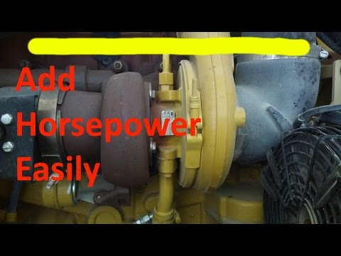 Increase Your Cat Diesel Engine Horsepower.  Rerate a C15, 3406, C7, or any electronic Cat.