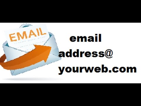 create email accounts on your own domain hindi urdu