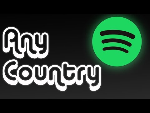 How To Get Spotify In Any Country (EASY)