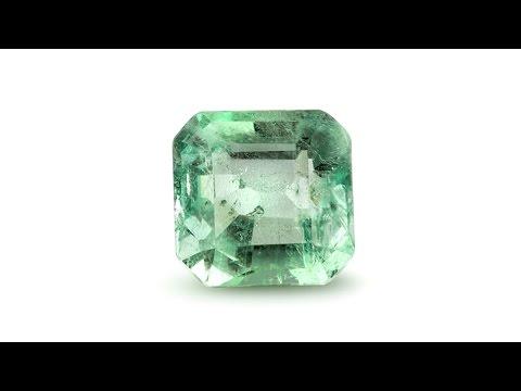GUAASHIM2168EM About Colombian Emeralds