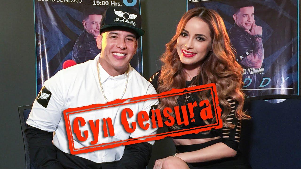 CynCensura con Daddy Yankee