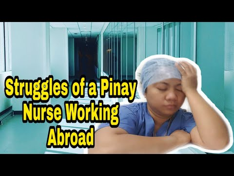 Xxx Mp4 Buhay OFW Struggles Of A Pinay Nurse Working Abroad 3gp Sex