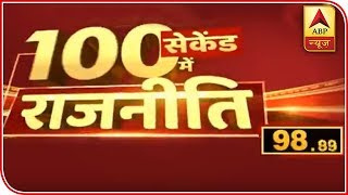 Politics In 100 Seconds: Kashmir Is A Bilateral Issue: Owaisi | ABP News