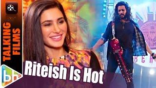 """Not In Housefull 3, Riteish Is Looking Hot In Banjo Avatar"": Nargis Fakhri"