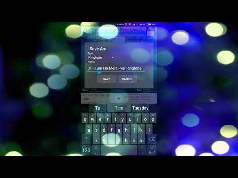 How To Make Ringtone On Android Phone by MyResearch